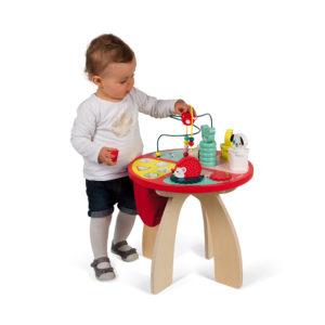 JANOD Baby Forest Activity Tisch 4