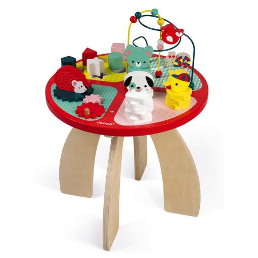 JANOD Baby Forest Activity Tisch 1