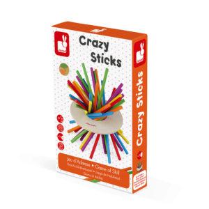 """JANOD Geschicklichkeitsspiel """"Crazy Sticks"""" 3"""