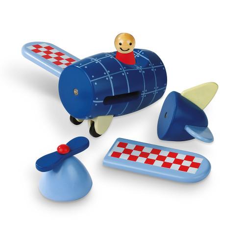 """JANOD Magnetischer Bausatz """"Flugzeug"""" 2"""