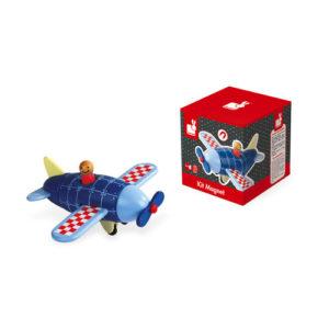 """JANOD Magnetischer Bausatz """"Flugzeug"""" 3"""