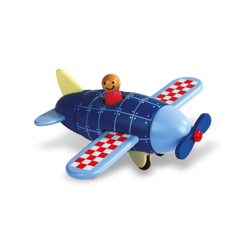"""JANOD Magnetischer Bausatz """"Flugzeug"""" 1"""