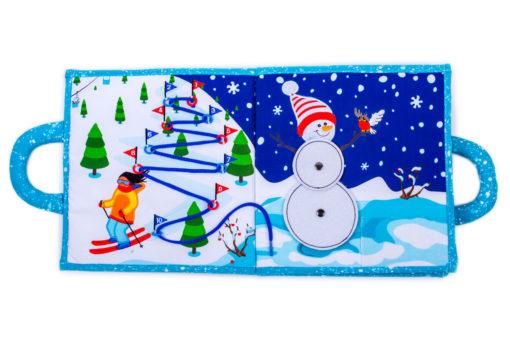 Piqipi winter edition - interaktives Kinderbuch 4