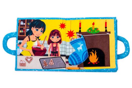Piqipi winter edition - interaktives Kinderbuch 3
