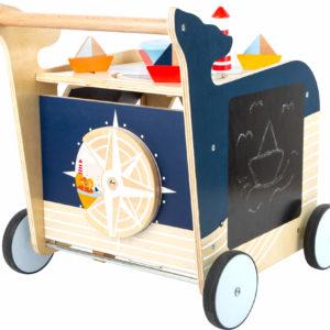 Lauflernwagen Wal 3