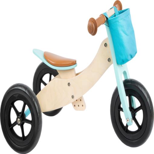 Laufrad-Trike Maxi 2 in 1 Türkis 1