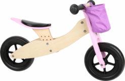 Laufrad-Trike Maxi 2 in 1 Rosa 3