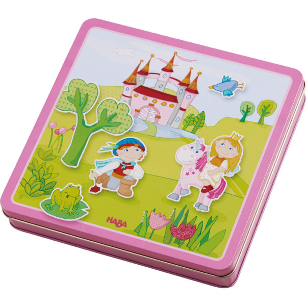 Haba Magnetspiel-Box Feengarten 1