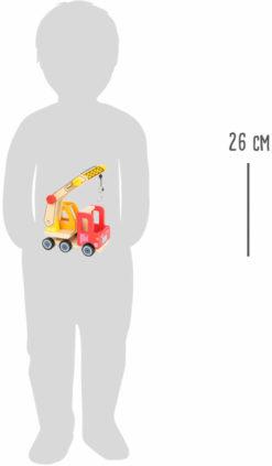 Kranwagen für Kinder 7