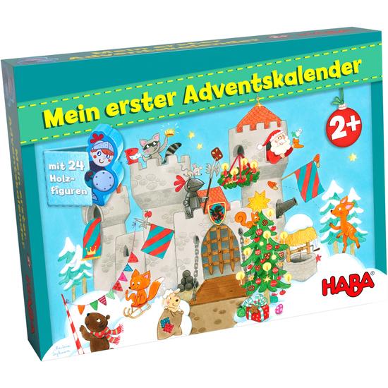 """HABA Mein erster Adventskalender """"Ritterburg"""" 1"""