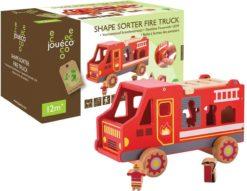 Joueco Feuerwehr Steckbox 3