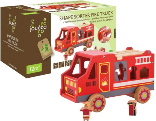 Joueco Feuerwehr Steckbox 2