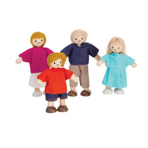 PlanToys Puppenfamilie 1