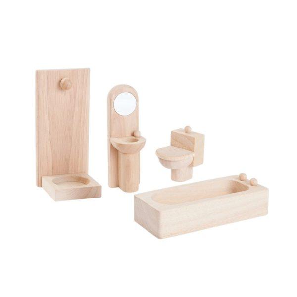 PlanToys Bathroom - Classic 1