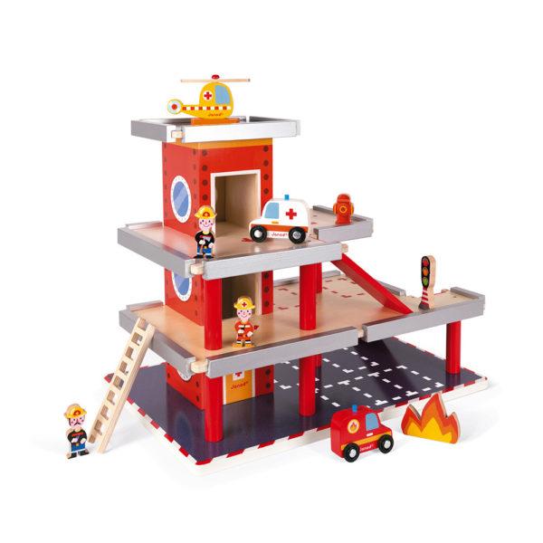 JANOD Feuerwehrstation 1