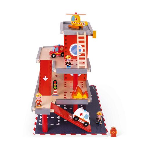 JANOD Feuerwehrstation 4