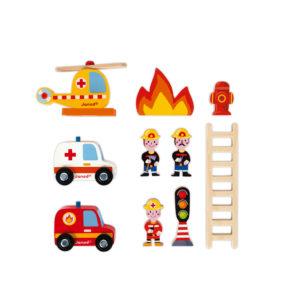 JANOD Feuerwehrstation 3