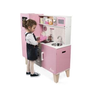 "JANOD Kinderküche ""Macaron"" Maxi 1"