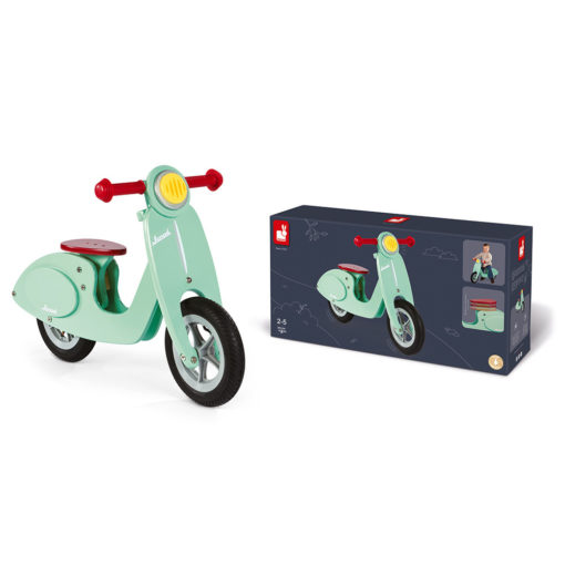 Laufrad Scooter Mint 2