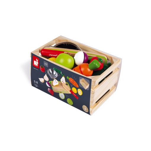 JANOD Obst- und Gemüseset 4