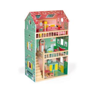 Puppenhaus aus Holz