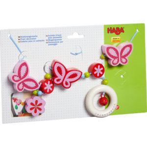 HABA Kinderwagenkette Schmetterlingszauber 2