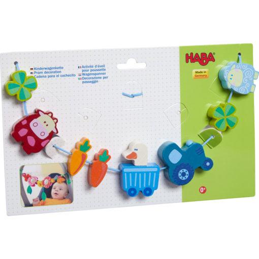 HABA Kinderwagenkette Muh&Mäh 1