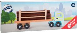 Holztransporter für Kinder 7
