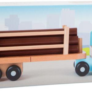 Holztransporter für Kinder 3