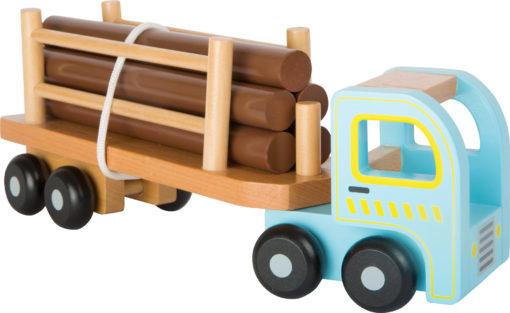 Holztransporter für Kinder 1
