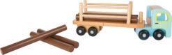 Holztransporter für Kinder 6