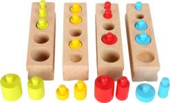 Steckspiel Kunterbunt 3
