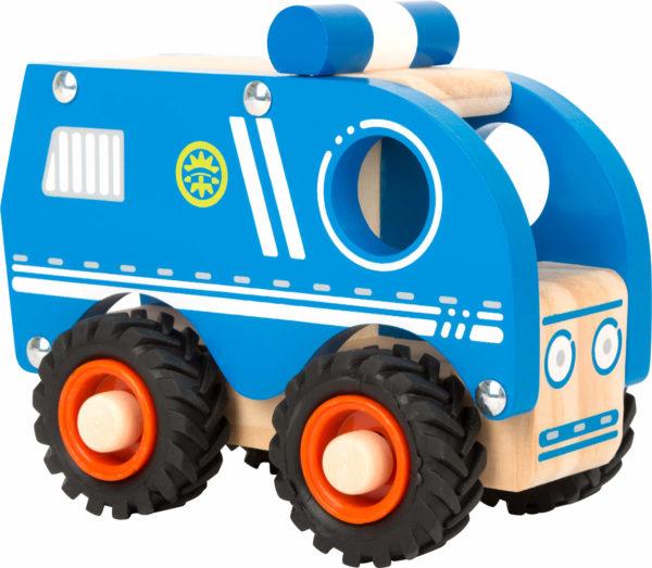 Polizeifahrzeug 1