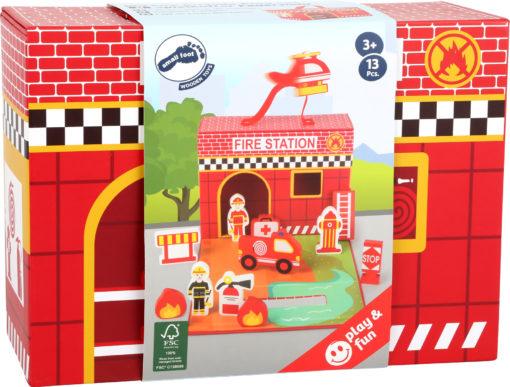 Spielkoffer Feuerwehr 2