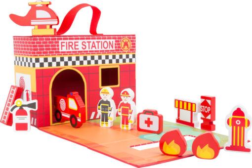 Spielkoffer Feuerwehr 1