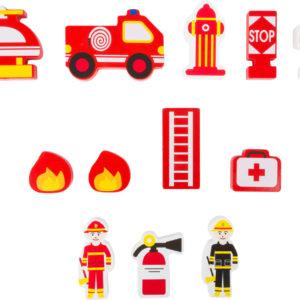Spielkoffer Feuerwehr 3