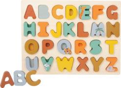 Setzpuzzle ABC Safari 5