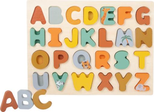 Setzpuzzle ABC Safari 2