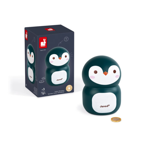 JANOD Spardose Pinguin 4