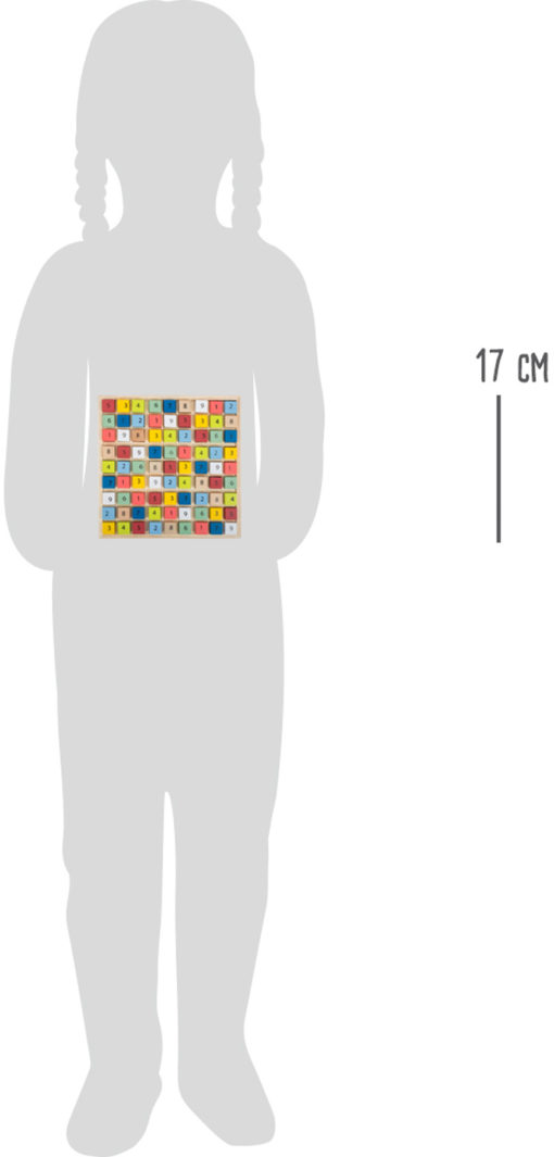 Buntes Sudoku 1