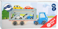 Autotransporter Kinder Premium 4