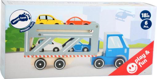 Autotransporter Kinder Premium 2