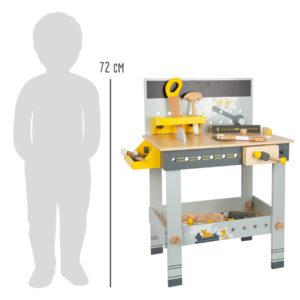 Kinderwerkbank Miniwob 4