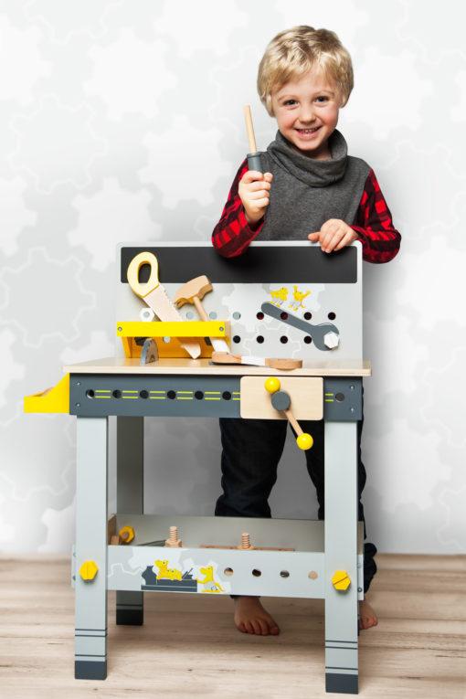 Kinderwerkbank Miniwob 2