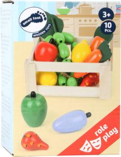 Gemüse- und Obstkiste 4