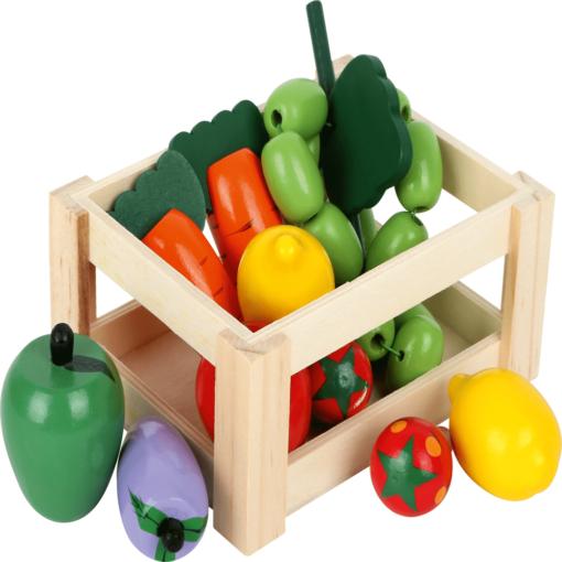 Gemüse- und Obstkiste 1