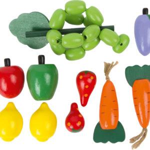 Gemüse- und Obstkiste 3