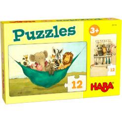 Puzzle Löwe Udo