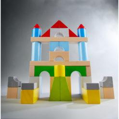 HABA Bausteine Große Grundpackung bunt 6