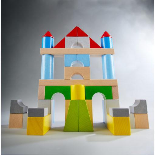 HABA Bausteine Große Grundpackung bunt 2